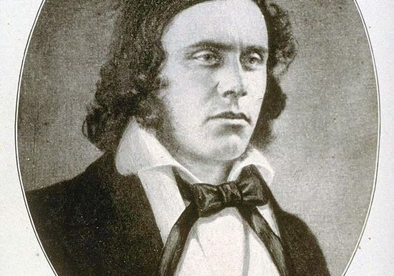 Richard Henry Dana, 1842 [Public domain]