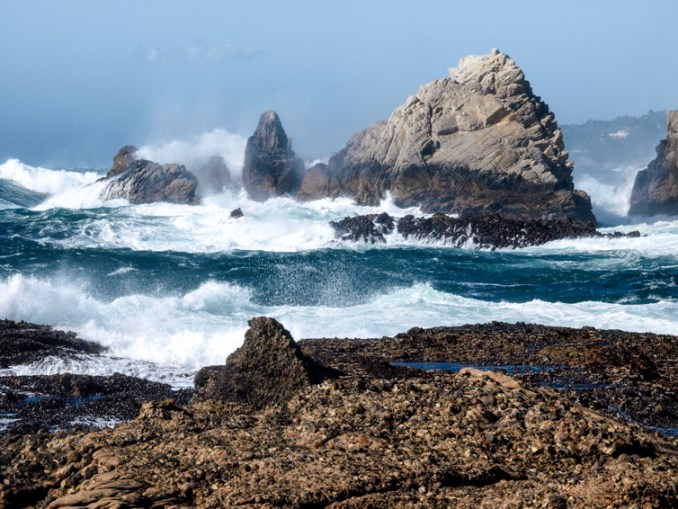 Photo of Pacific Surf Near Carmel