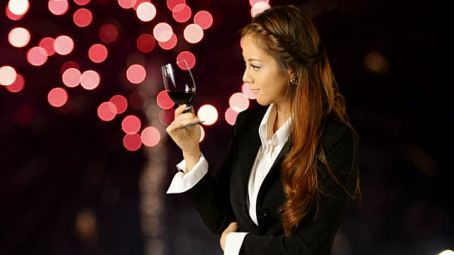 Wine and Woman (Creative Commons License)