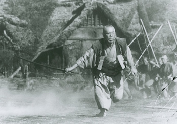 Takashi Shimura as Kambei