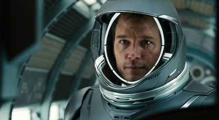 Chris Pratt as Jim Preston