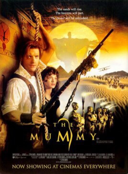 Video Review: The Mummy (1999)