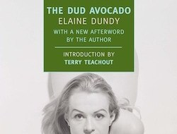 Book Review: The Dud Avocado by Elaine Dundy