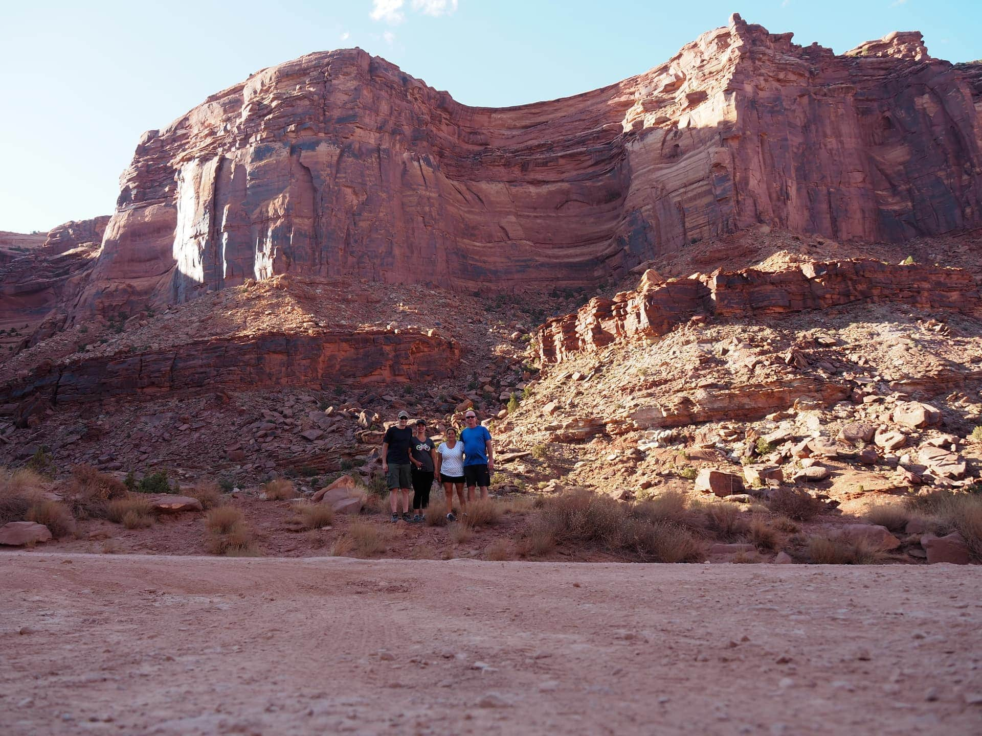Driving the Shafer Trail
