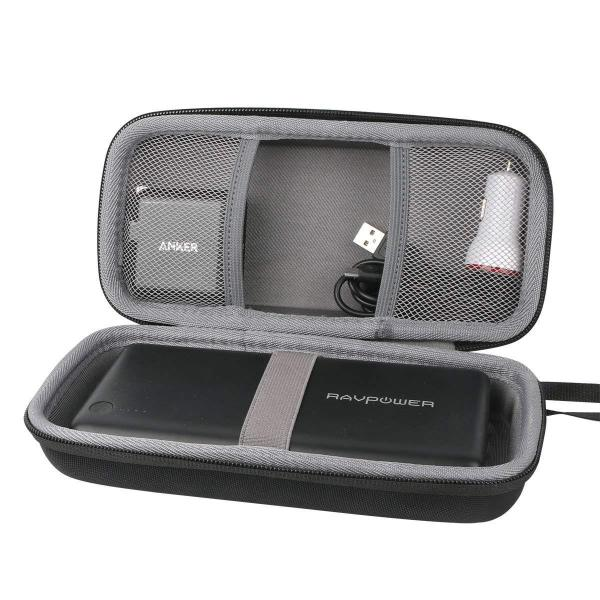 Hard Travel Case for RAVPower 26800 Battery Pack