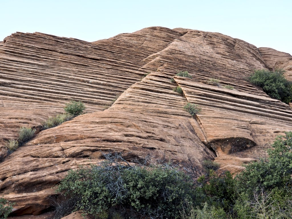 so many layers of sandstone