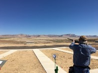 Trap shooting on Saturday