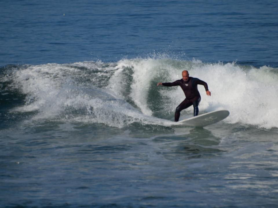 2016-04-28 Freestyle surfers (Praia da Barra)