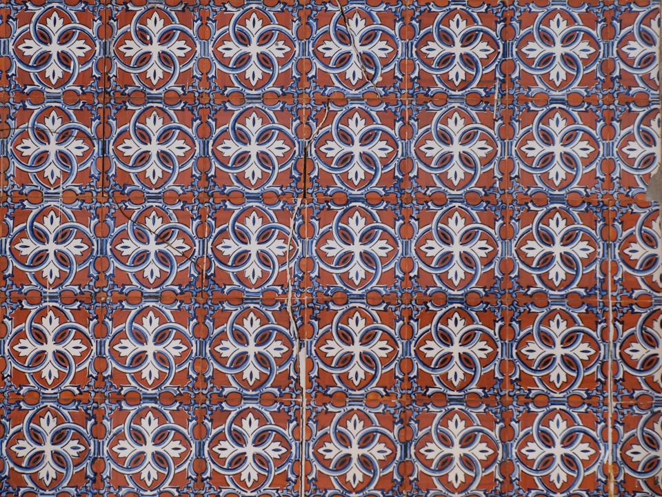 Portuguese Mosaic Tiling