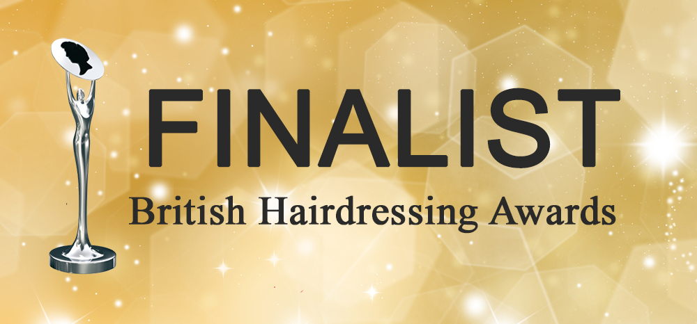Hairdresser Belfast Finalist British Hairdressing Awards