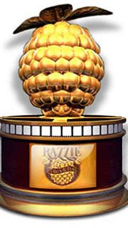 38th Golden Raspberry Awards Winners and Prediction Results