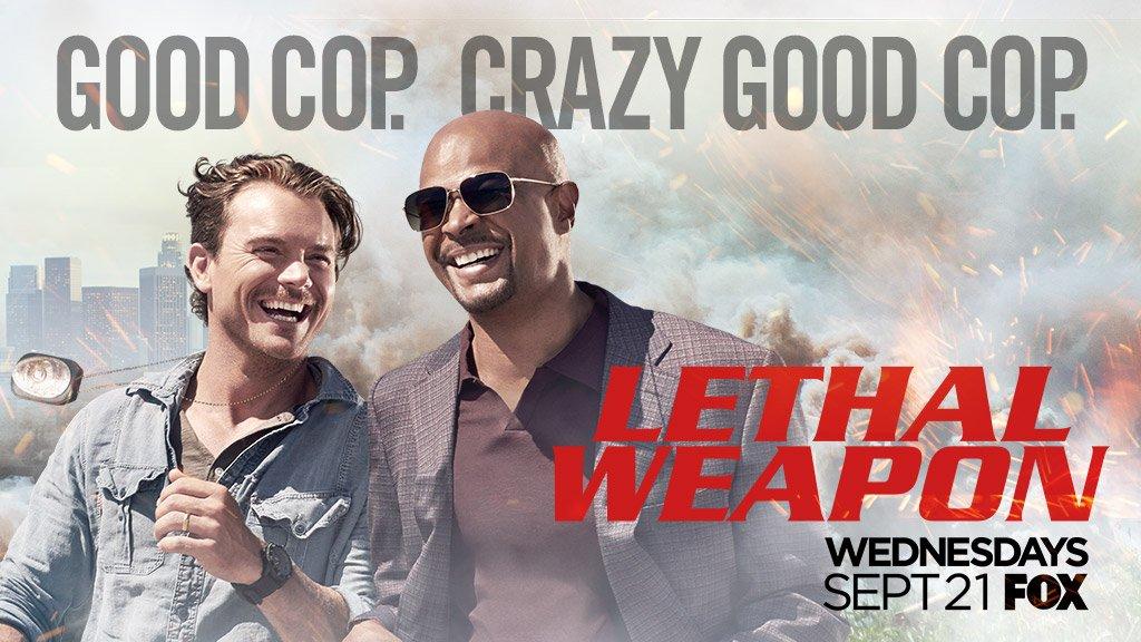 Lethal Weapon Season 1 Episode 11 Lawmen Review Keithlovesmovies