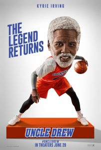 Uncle Drew Character Poster