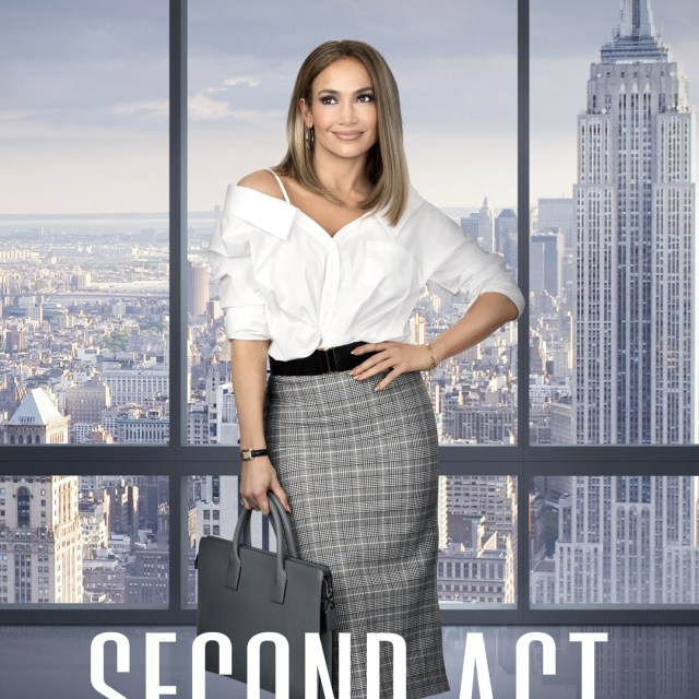 Second Act Advance Screening Giveaway (Canada Only)
