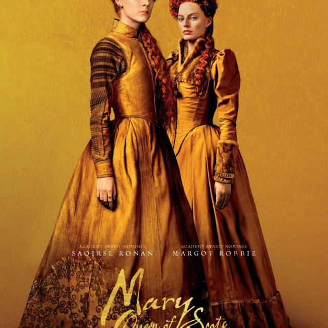 Mary Queen of Scots Advance Screening Giveaway (Canada Only)