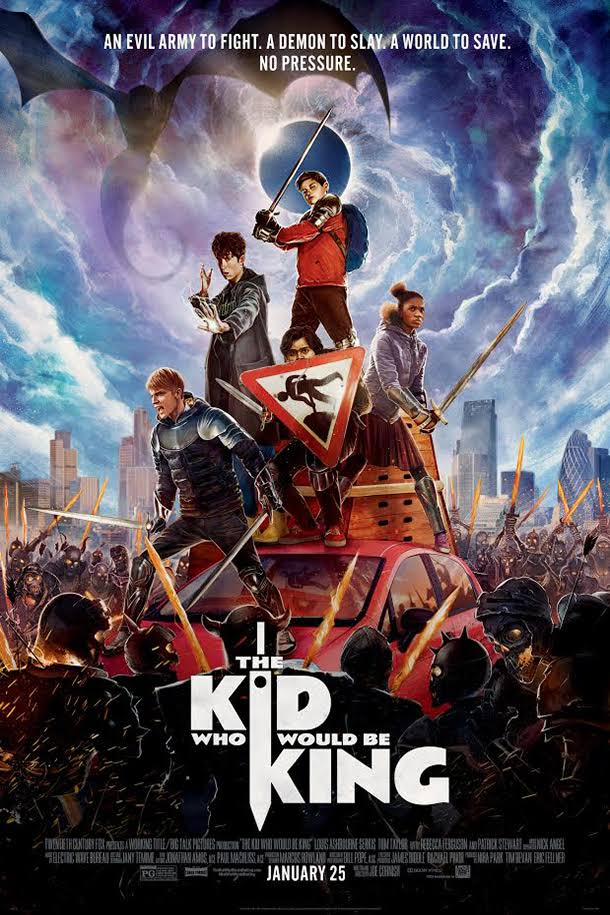 kid new poster
