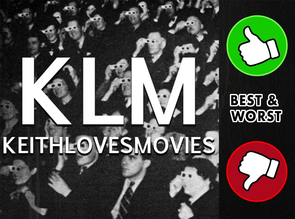 Best & Worst Movies (August 2019)