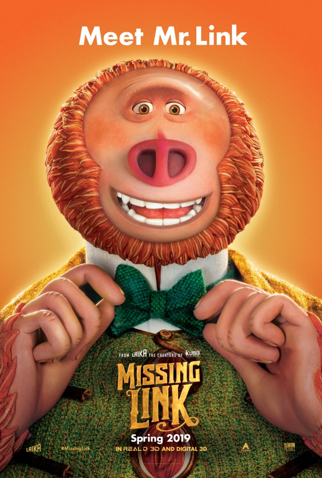Missing Link – A Stop-Motion Gem (Early Review)