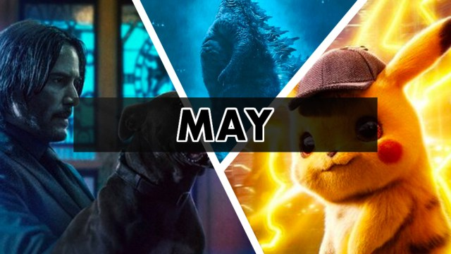 May 2019 Movie Preview
