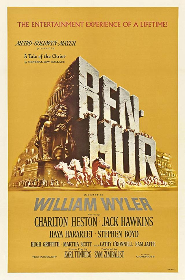 Classic Review: Ben-Hur (1959)