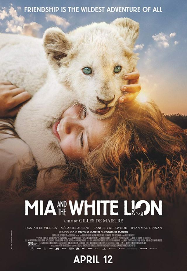 Mia and the White Lion – Another Child and Animal Friendship Film
