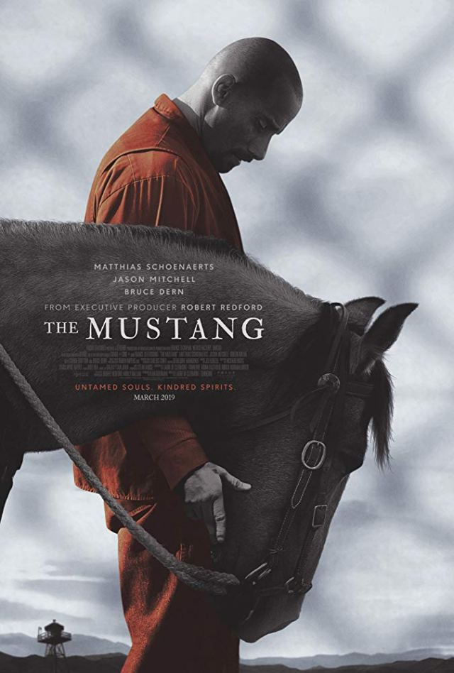 The Mustang – A Different Redemption Story