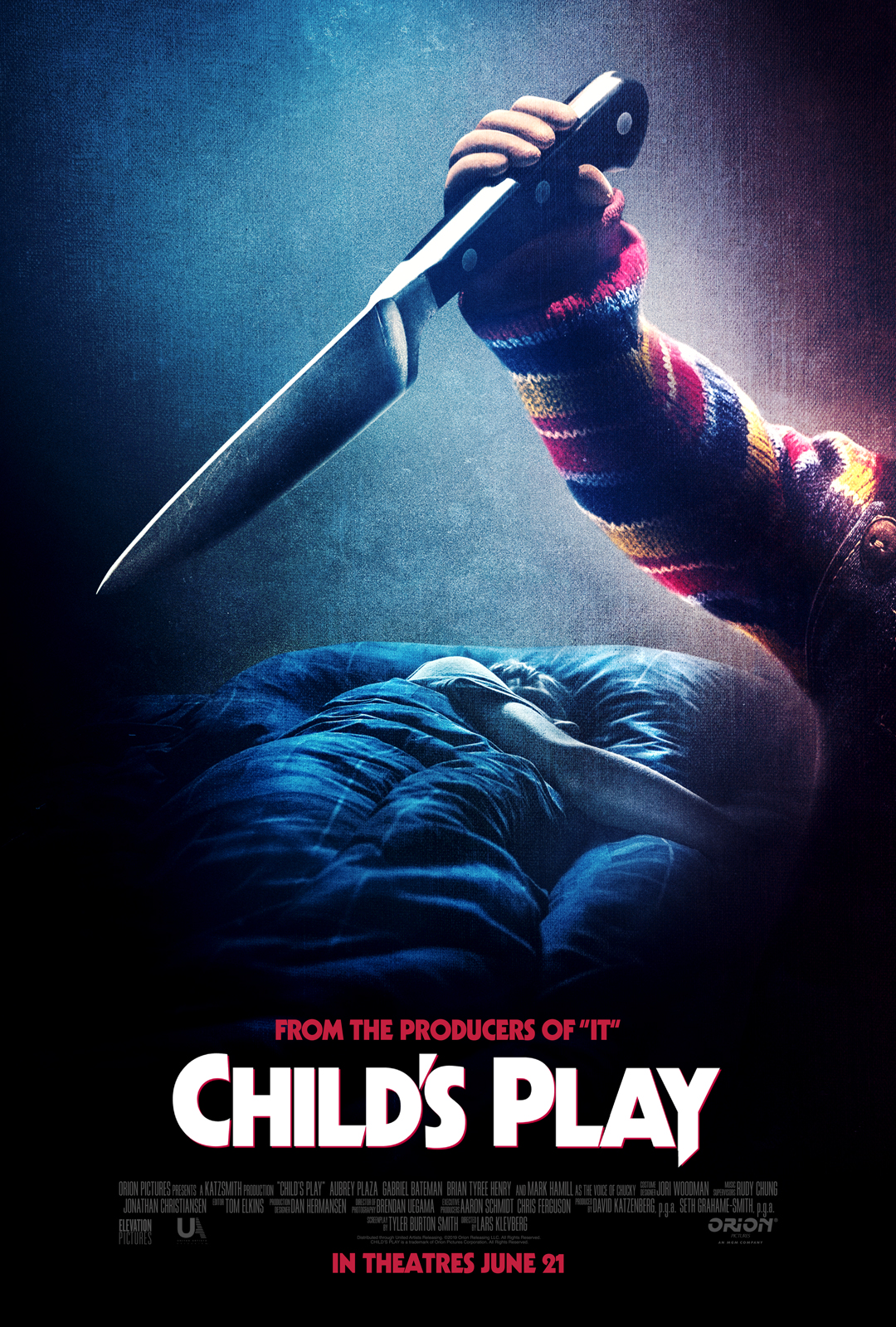 EP - Child's Play - Poster #2