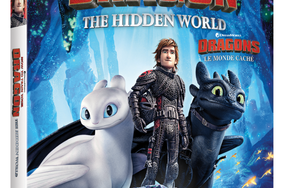 How To Train Your Dragon: The Hidden World Home Video Giveaway (Canada Only)