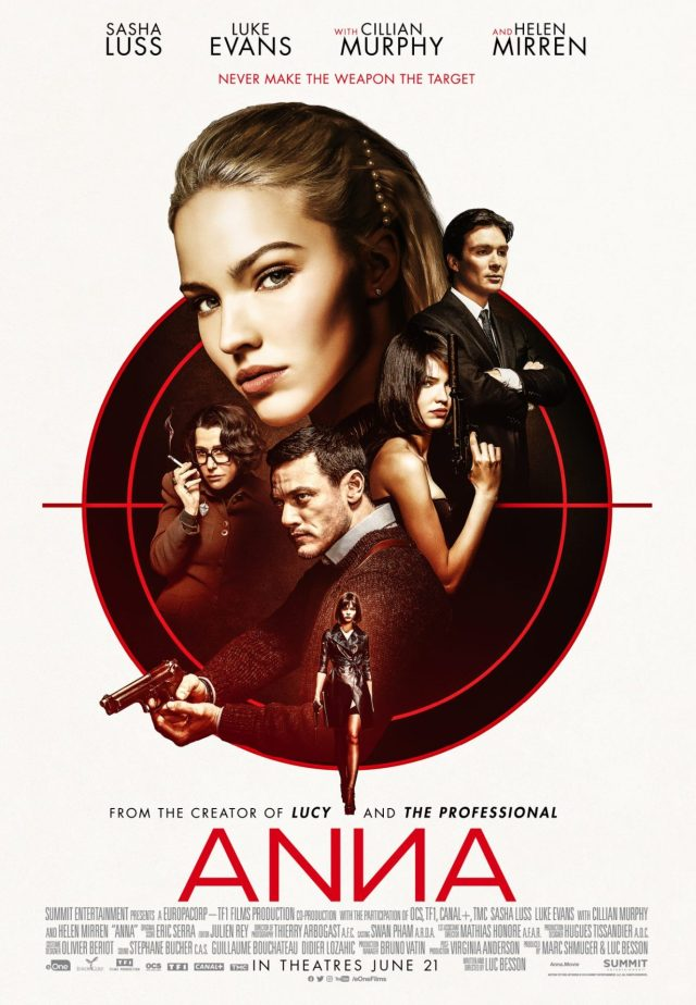 Anna – A Consistently Inconsistent Action Film (Early Review)