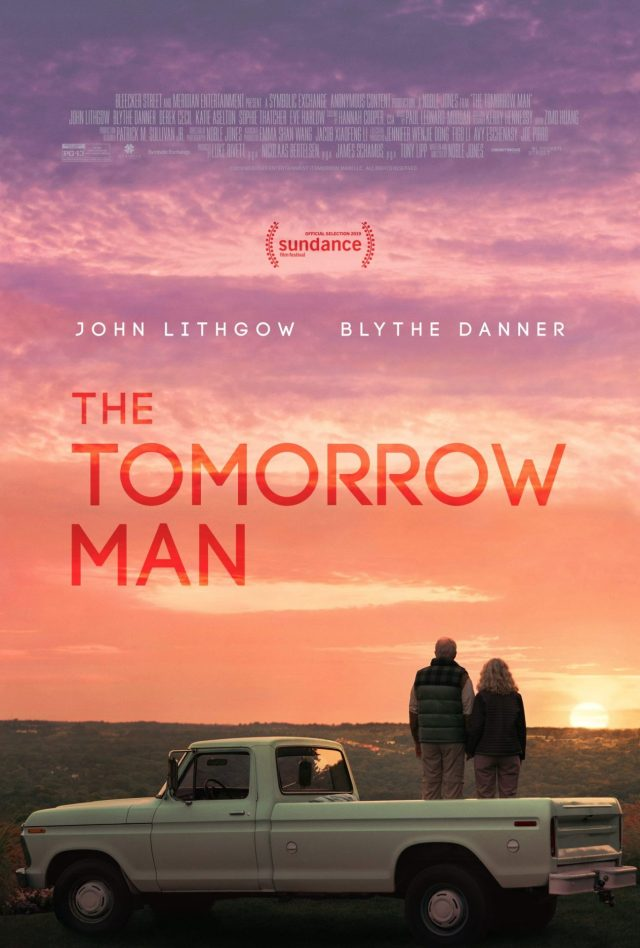 The Tomorrow Man – A Decent Older-Skewing Romance
