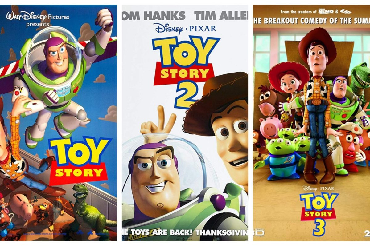 A Newcomer's Toy Story Retrospective