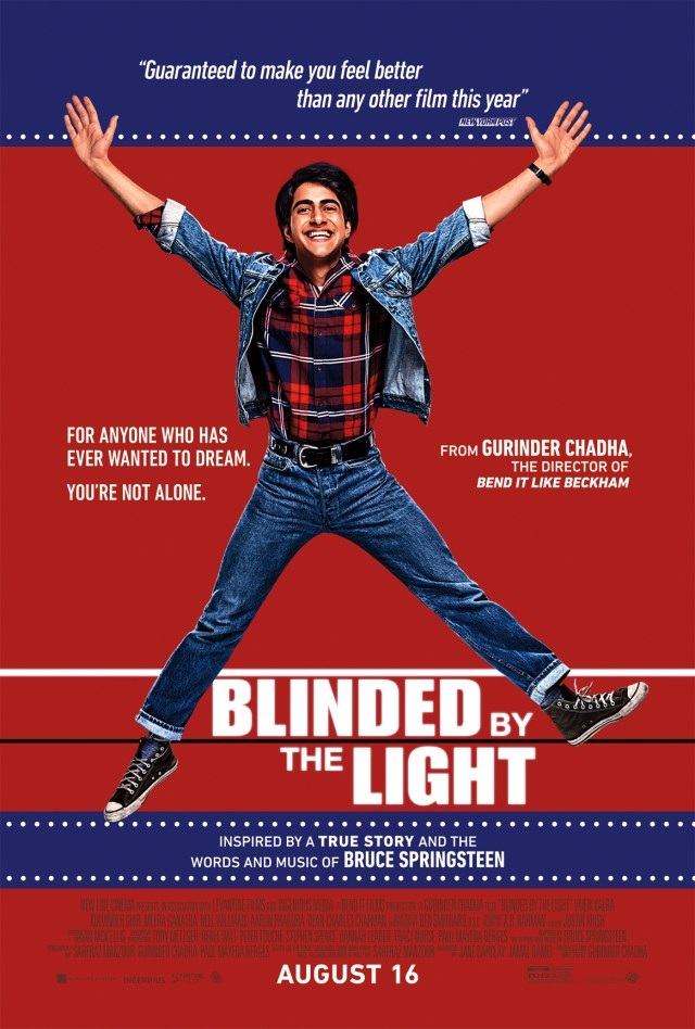 Blinded by the Light – A Fantastic Musical Dramedy (Early Review)