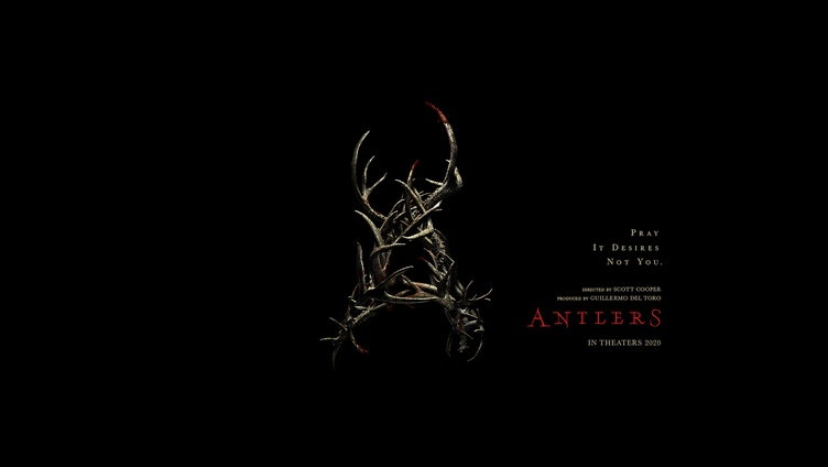 Antlers Official Teaser Trailer and Poster