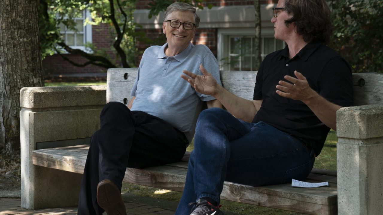 Netflix's Inside Bill's Brain: Decoding Bill Gates Official Trailer