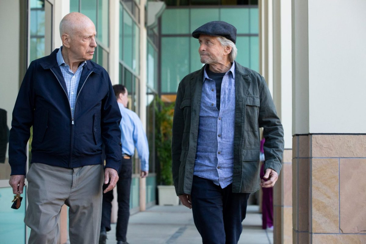 First Look: Netflix's The Kominsky Method Season 2