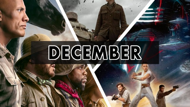 December 2019 Movie Preview