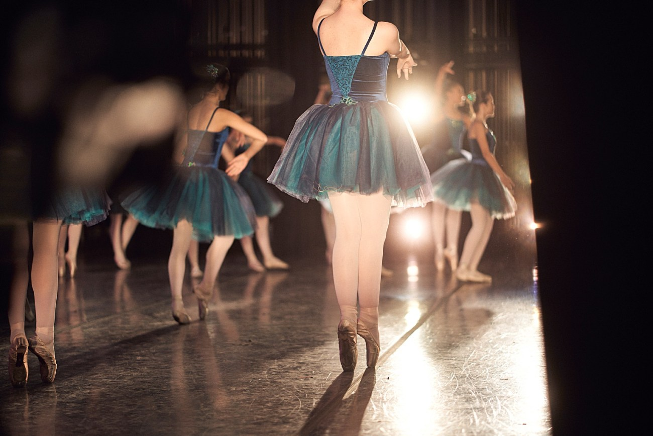 ballet performance at the orpheum phoenix
