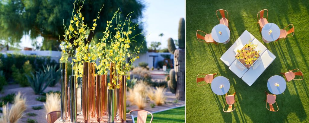 andaz resort scottsdale, corporate event wedding