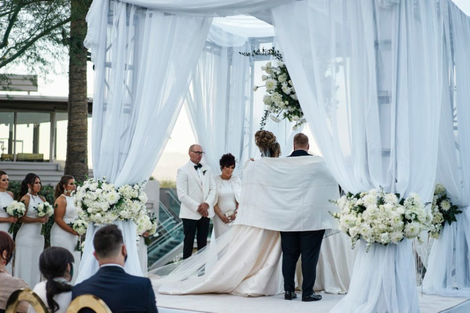 jewish wedding ceremony scottsdale
