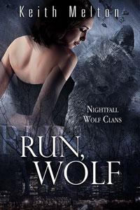 Run, Wolf Cover