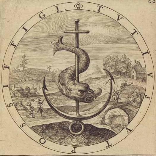 from Gabriel Rollenhagen's Nucleus emblematum selectissimorum