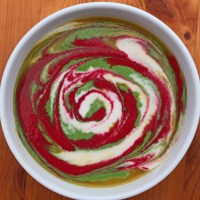 Keith's Multi Coloured Kaleidoscope Soup