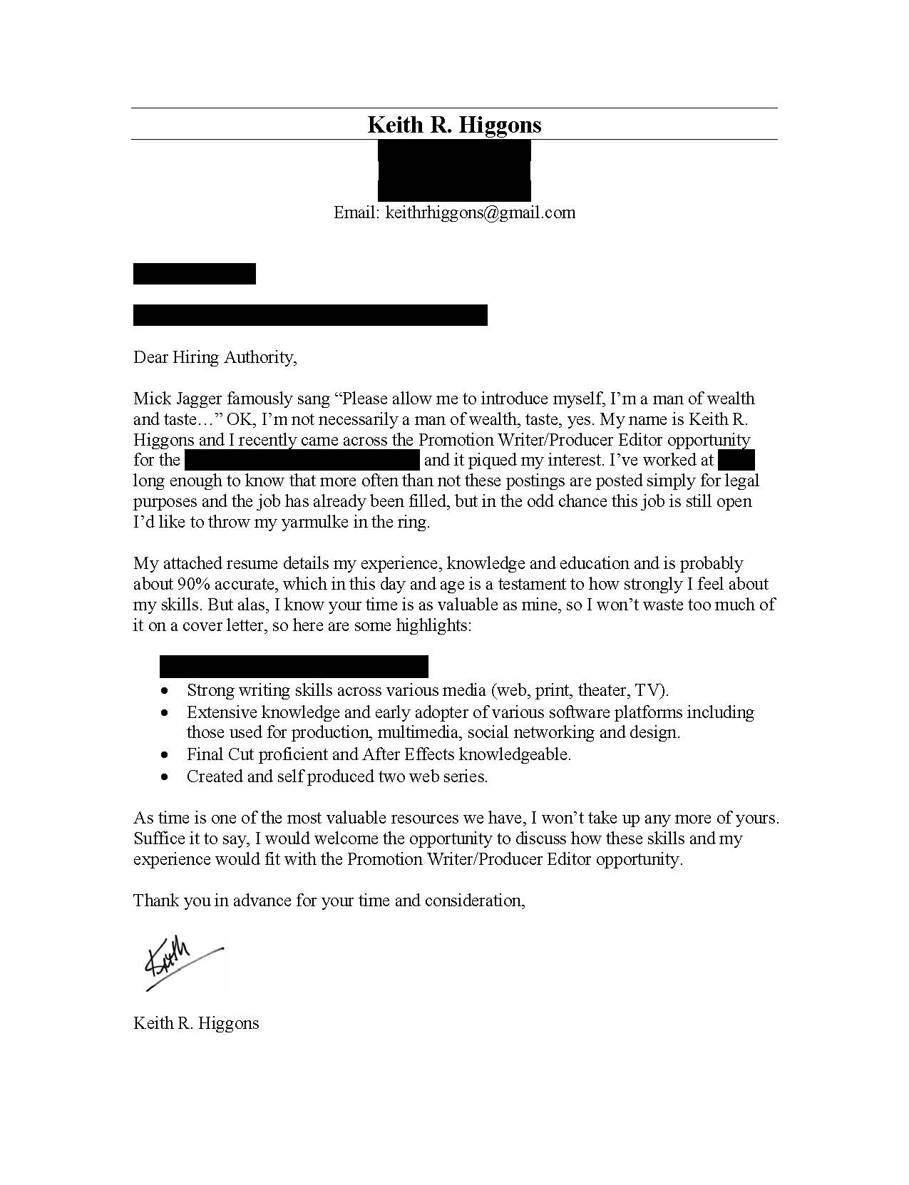 Goldman Sachs Cover Letter Public Relations Resume Samples