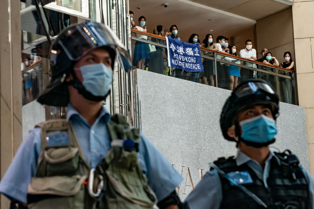 The Hong Kong we know is dead