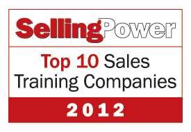 Selling Power Top 10 Sales Training Companies 2012