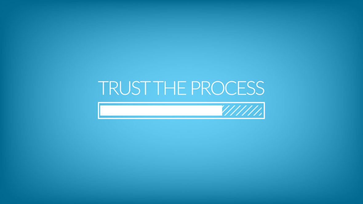 To Sell More – Ignore Your Sales Goals and Trust Your Process