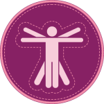 Badge icon for Explore Center's Pre-Physical Therapy program