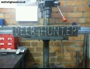 Deer Hunter Sign