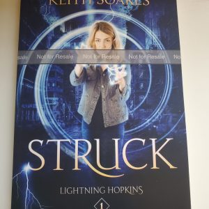 Struck (paperback - proof)