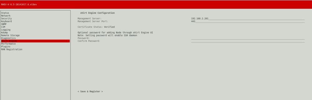 Red Hat Enterprise Virtualization (RHEV) Home Lab Configuration (3/6)